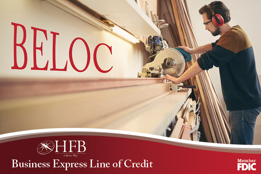 Business Express Line of Credit